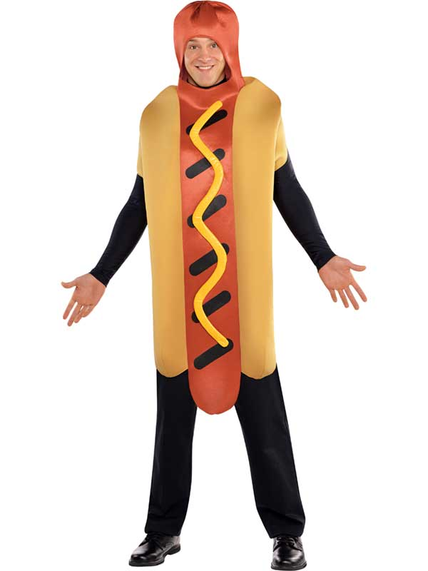 Hot Diggety Dog Costume