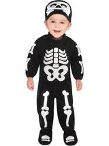 Child Boys Bitty Bones Costume