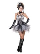 Black And Bone Costume Dress