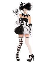 Tricksterina Costume