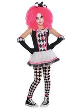 Child Girls Circus Sweetie Costume