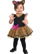 Child Girls Cutie Cat Costume
