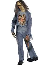 Child Boys Zombie Corpse Costume
