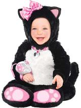 Child Girls Itty Bitty Kitty Costume