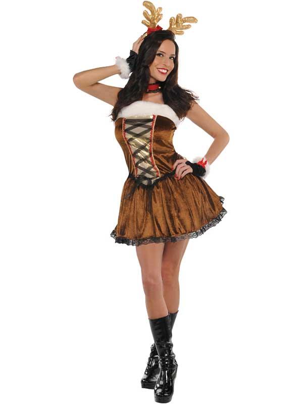 Miss Vixen Costume