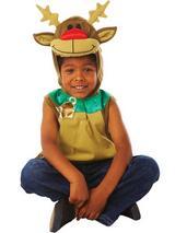 Child Rudolph Costume