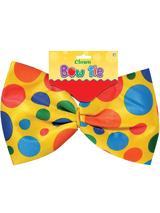 Adult Clown Bow Tie