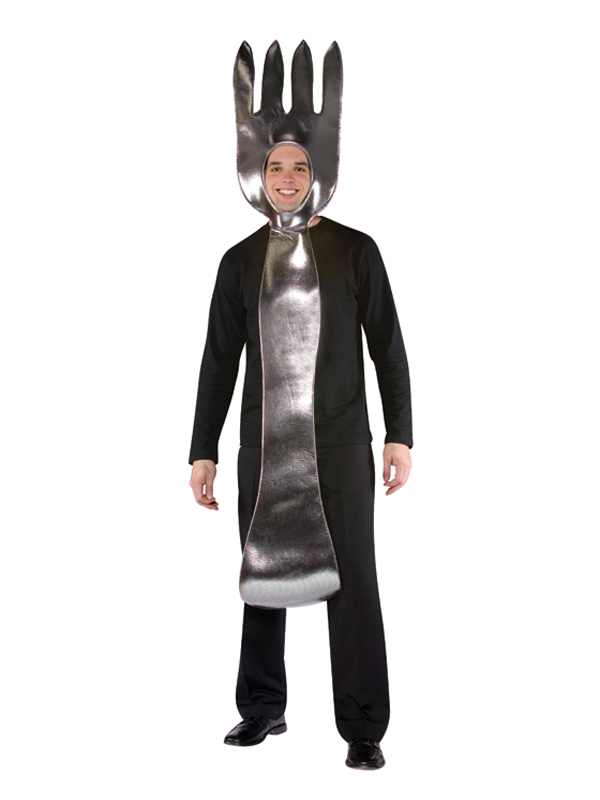 Adult's Fork Costume