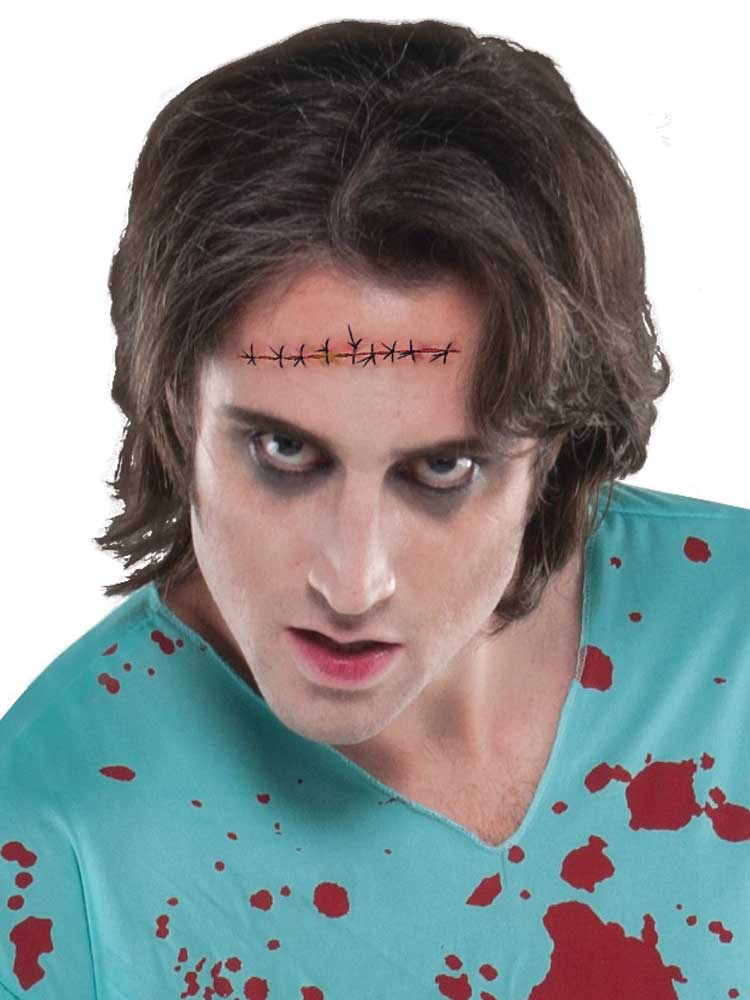 Wound Tattoos