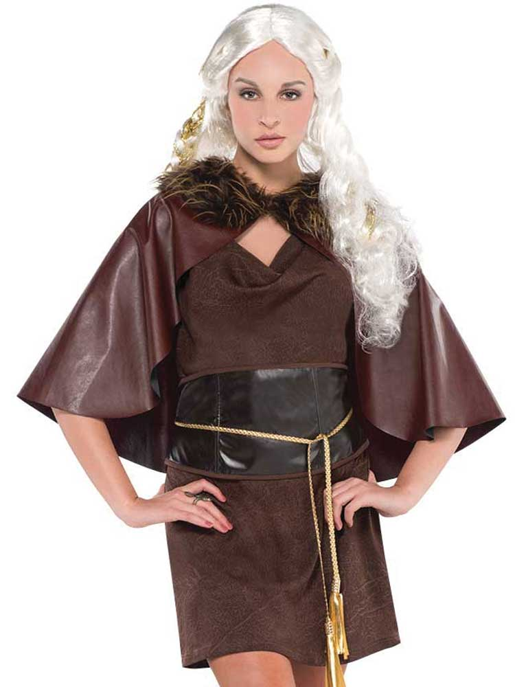Adult Ladies Warrior Capelet