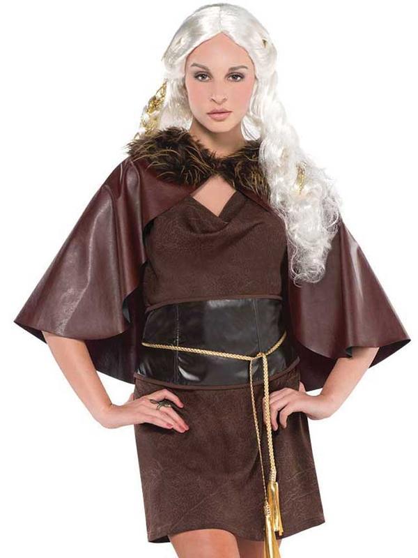 Adult Ladies Warrior Capelet