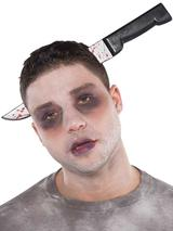 Adult Knife Thru Head Headband