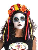 Adult Ladies D.O.T.D Bouquet Headband