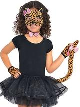 Child Leopard Set
