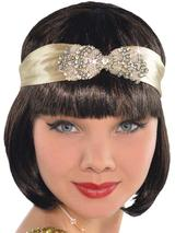 Adult Ladies Flapper Headband