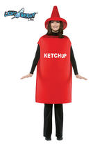 Adult's Ketchup Costume