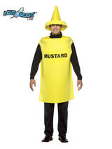 Adult's Mustard Costume