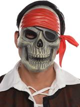 Adult Pirate Skull Mask