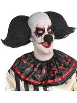 Adult Mens Wig Freak Show Clown