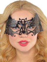 Adult Filigree Bat Mask