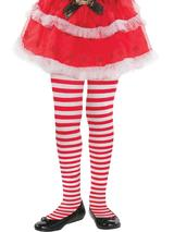 Child Candystripe Tights