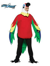 Adult's Parrot Costume