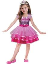 Child Ballet Barbie Costume
