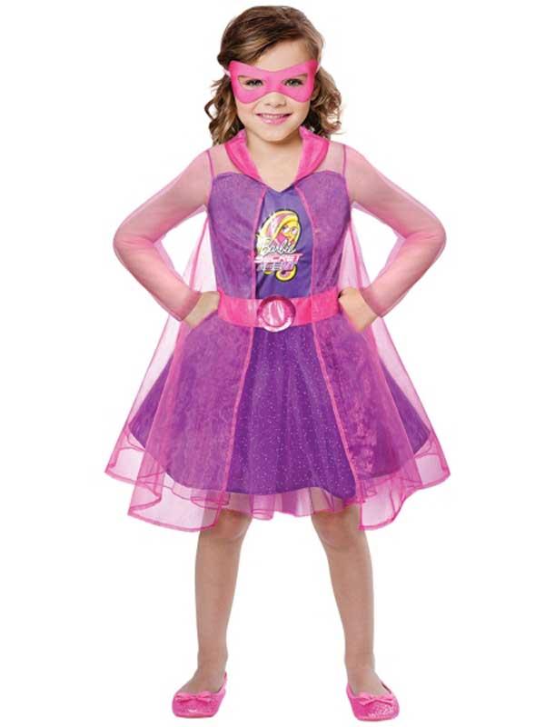 Child Barbie Spy Squad Costume