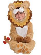 Child Little Roar Lion Costume
