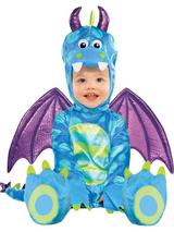 Child Boys Little Dragon Costume