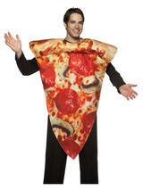Adult's Pizza Slice Costume