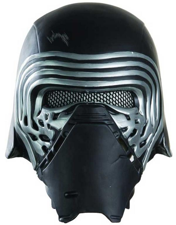 Adult Mens Kylo Ren 1/2 Mask