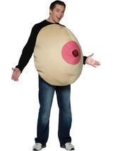 Adult Boob Costume