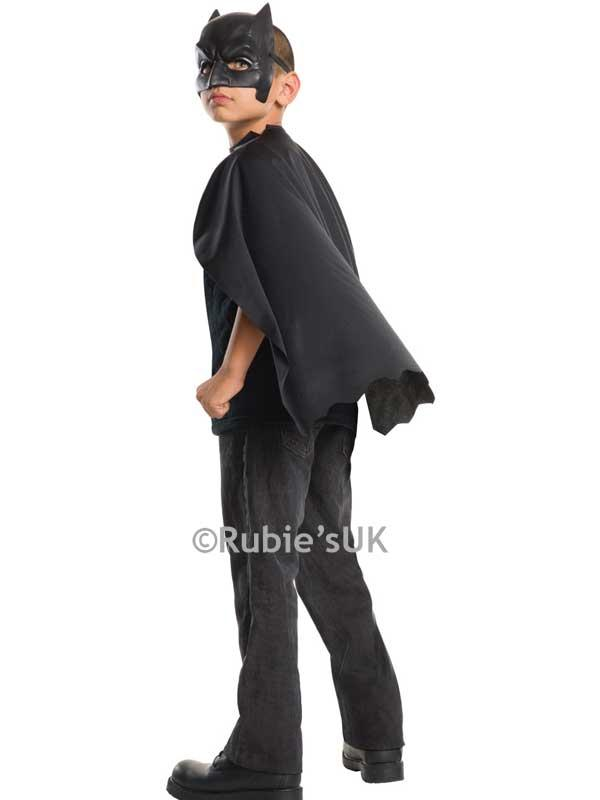 Child Boys Batman Mask & Cape