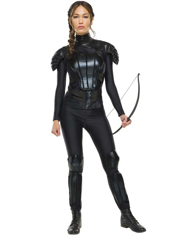 "Katniss ""Mockingjay"" Costume"