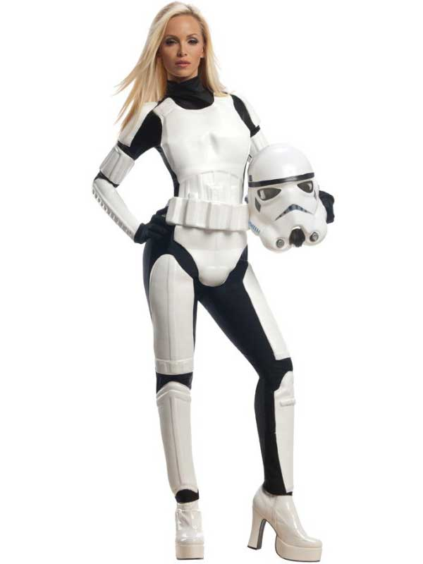 Stormtrooper Female Costume