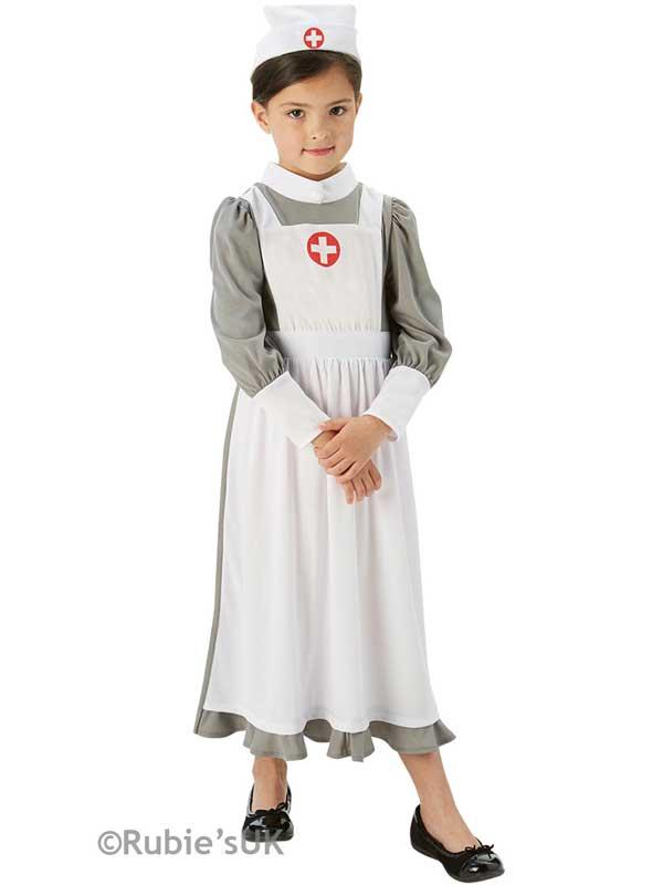 Child WW1 Nurse Costume
