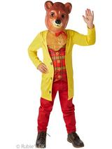 Child Mr Bear Costume