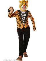 Child Mr Tiger Costume