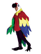Adult's Deluxe Parrot Costume