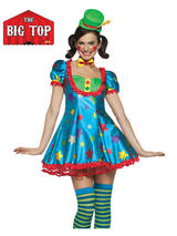 Star Clown Costume