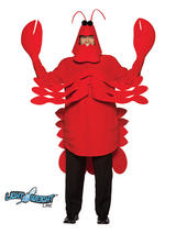 Adult's Lobster Costume