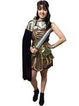 Adult Ladies Gladiator Costume