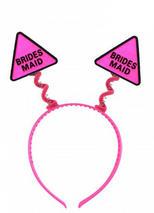Head Bopper Bridesmaid Hot Pink