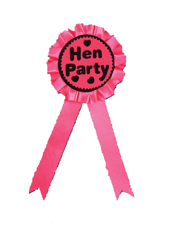 Rosette Hen Party