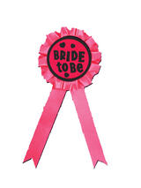 Rosette Hen Party Bride To Be