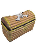 Treasure Chest - Inflatable