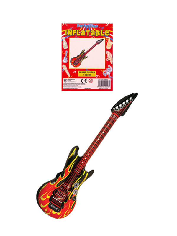 Guitar Flame - Inflatable