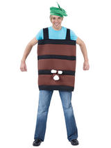 Beer Barrel Costume