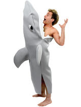 Shark Bite Costume